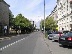 Ulica Sawinkowa wWarszawie