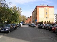 Ulica Kamienna wWarszawie