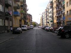 Ulica Strzelecka wWarszawie