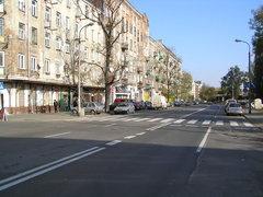 Ulica Wileńska wWarszawie