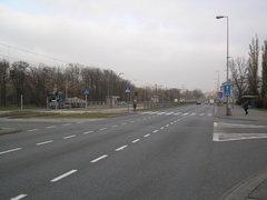 Ulica Stefana Starzyńskiego wWarszawie