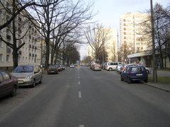 Ulica Międzynarodowa wWarszawie