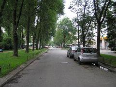 Ulica Walecznych wWarszawie