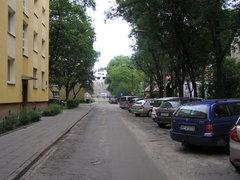Ulice Peszteńska wWarszawie