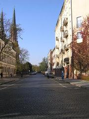 Ulica Floriańska wWarszawie