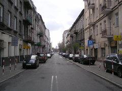 Ulica Kępna wWarszawie