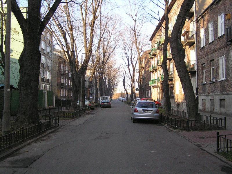 Ulica Grajewska