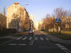 Ulica Wołomińska wWarszawie